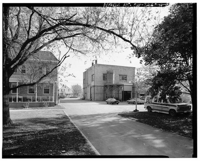 Ohio Soldiers' & Sailors' Home, Boilerhouse, U.S. Route 250 at DeWitt Avenue, Sandusky, Erie County, OH