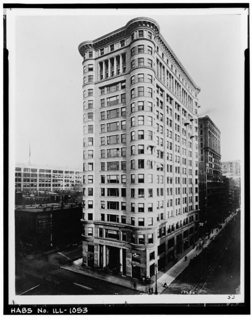 Old Colony Building, 407 South Dearborn Street, Chicago, Cook County, IL