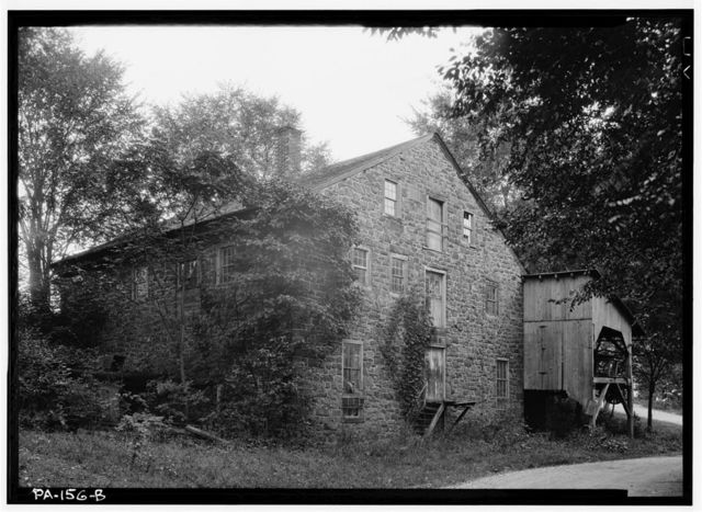 Old Cotton Mill, Cocalico, Lancaster County, PA