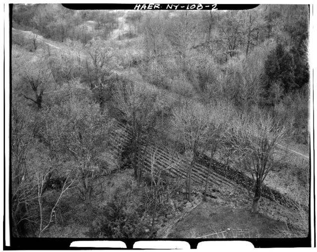 Old Croton Aqueduct, Indian Creek Culvert, Reservoir & Quaker Bridge Roads, Crotonville, Ossining, Westchester County, NY