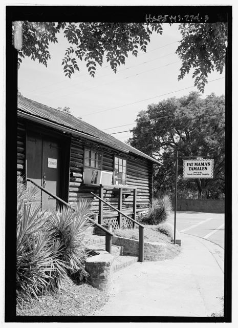 Old Fort Rosalie Gift Shop, 500 South Canal Street, Natchez, Adams County, MS