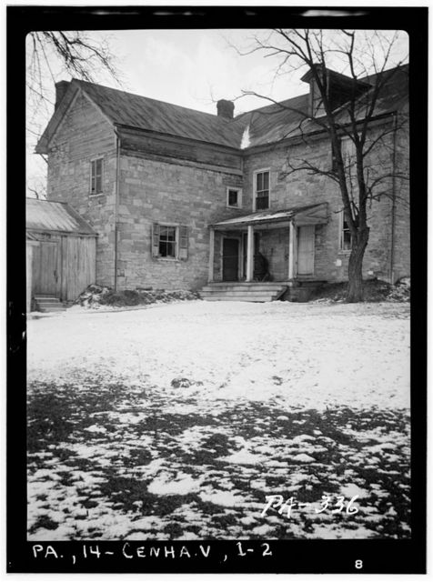 Old Fort Tavern, Centre Hall, Centre County, PA
