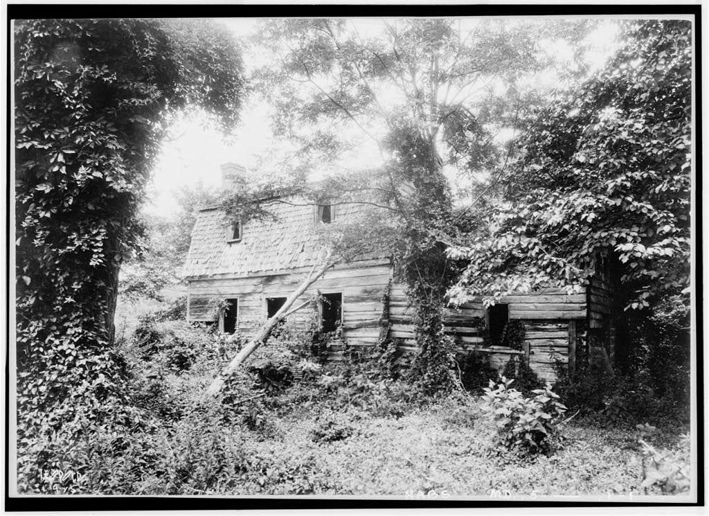 Old House-Eltonhead Manor, Little Cove Point Road, Cove Point, Calvert County, MD