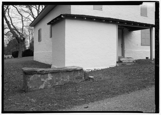 Old Kennett Meeting House, U.S. Route 1, 1 mile North of Longwood Gardens, Kennett Square, Chester County, PA