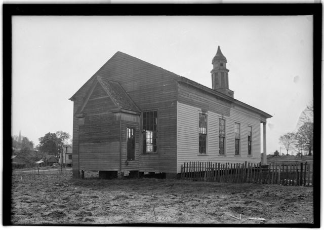 Old Methodist Church, State Highway 97 (County Road 29), Lowndesboro, Lowndes County, AL