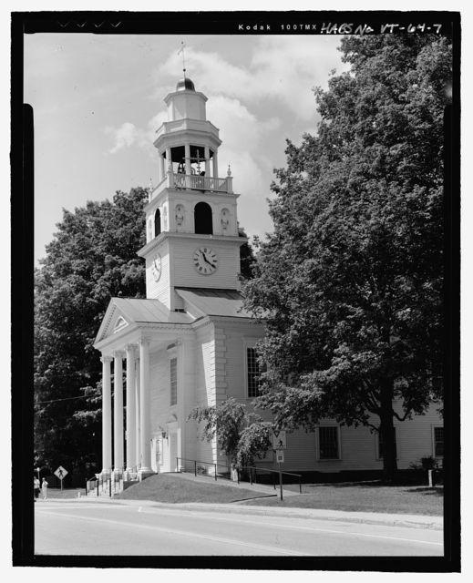 Old South Congregational Church, Main Street, Windsor, Windsor County, VT