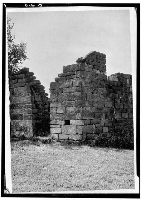 Old Stone Fort, North of Isleta, Isleta, Coshocton County, OH