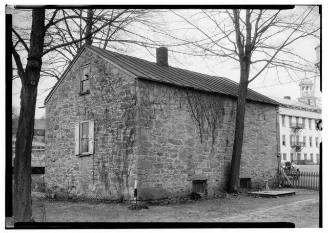 Old Stone Store Building, State Route 44, Pleasant Valley, Dutchess County, NY