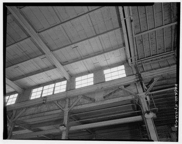 Oldman Boiler Works, Fabricating Shop, 32 Illinois Street, Buffalo, Erie County, NY