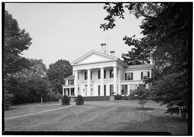 Oliver H. Perry House, 750 Harbor Road, Southport, Fairfield County, CT