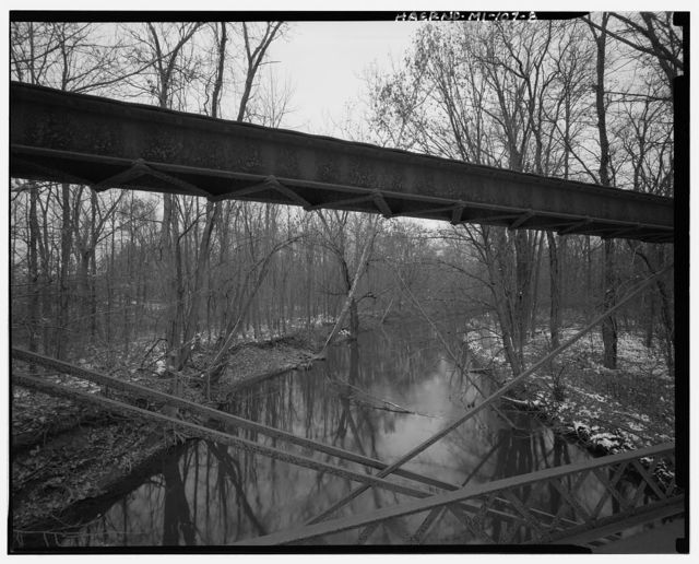 One Hundred Thirty-Third Avenue Bridge, Spanning Rabbit River, Hopkins, Allegan County, MI