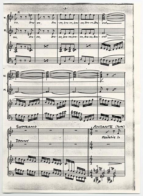 Opera Sequence