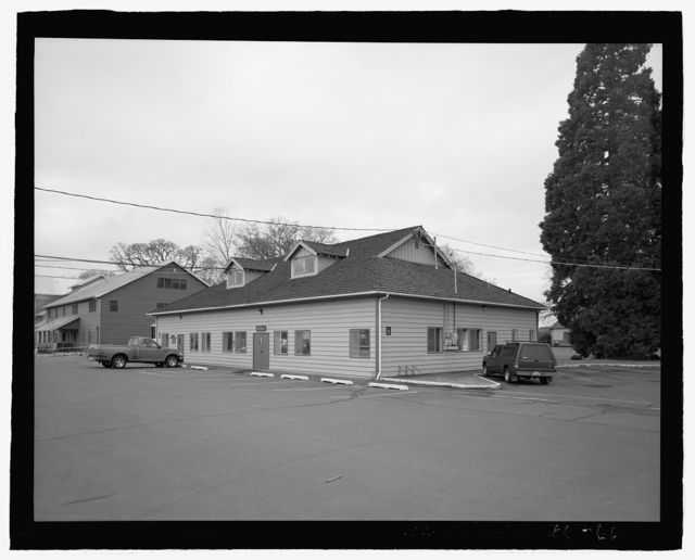 Oregon State Forester's Office Complex, 2600 State Street, Salem, Marion, OR