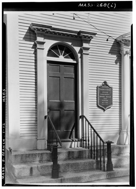 Orthodox Congregational Church, Central & Church Streets, Manchester, Essex County, MA