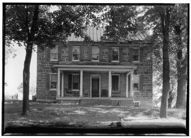 Osborne House, Sandy Ridge Road, Shenandoah Junction, Jefferson County, WV