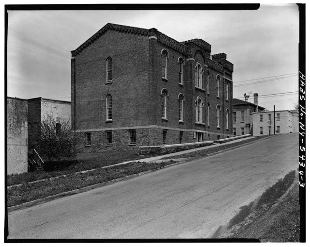 Oswego City Library, East Second & East Oneida Streets, Oswego, Oswego County, NY