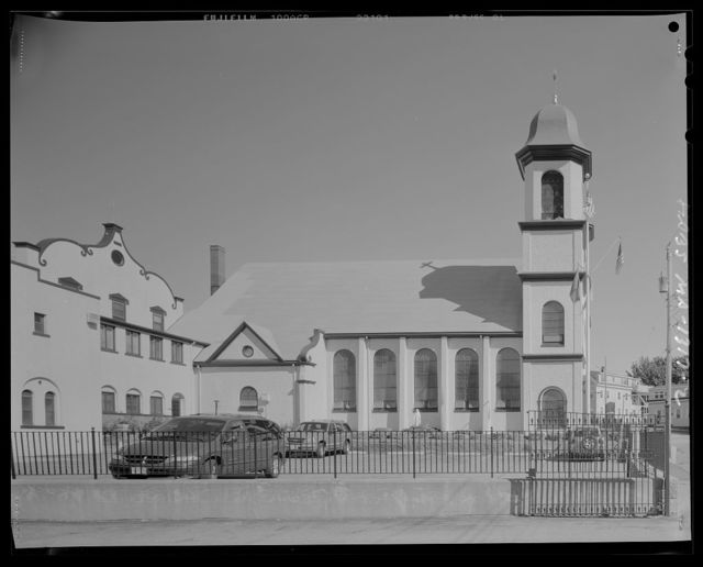 Our Lady of Good Voyage Church, 142 Prospect Street, Gloucester, Essex County, MA