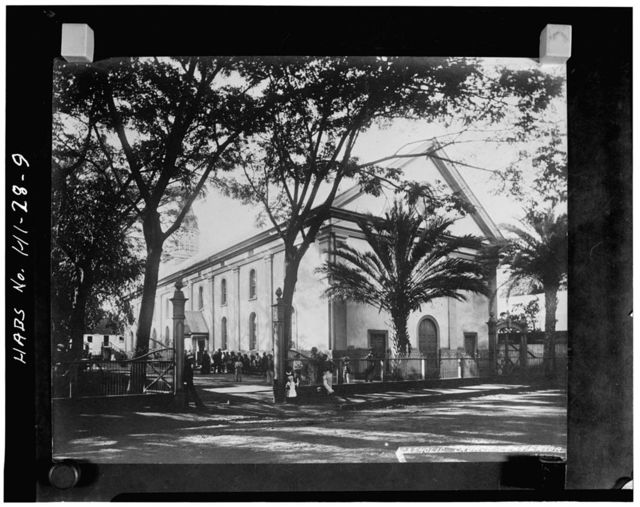 Our Lady of Peace Cathedral, 1183 Fort Street, Honolulu, Honolulu County, HI