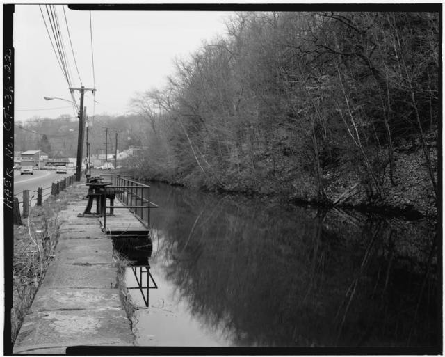Ousatonic Water Power Company, Dam & Canals, CT Routes 34 & 108, 1 mile North of Derby-Shelton Bridge, Derby, New Haven County, CT