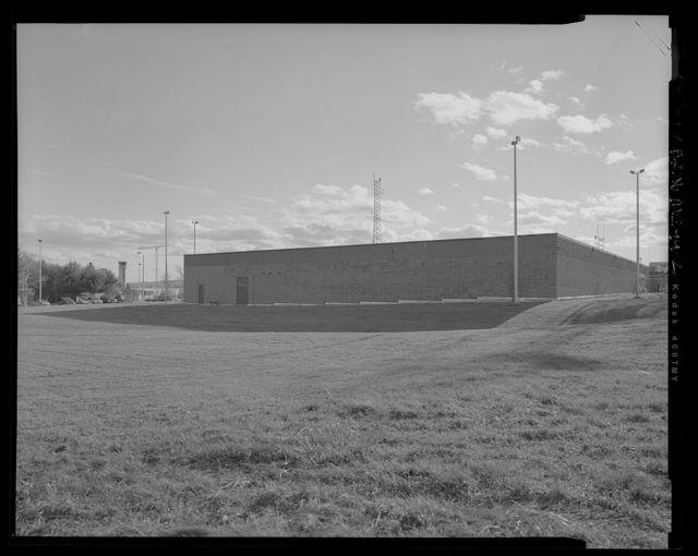 Over-the-Horizon Backscatter Radar Network, Bangor Air National Guard Base Operations Building, At the end of Maine Road, Bangor, Penobscot County, ME