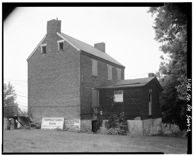 Overholt Company Workers House F, Frick Avenue, West Overton, Westmoreland County, PA