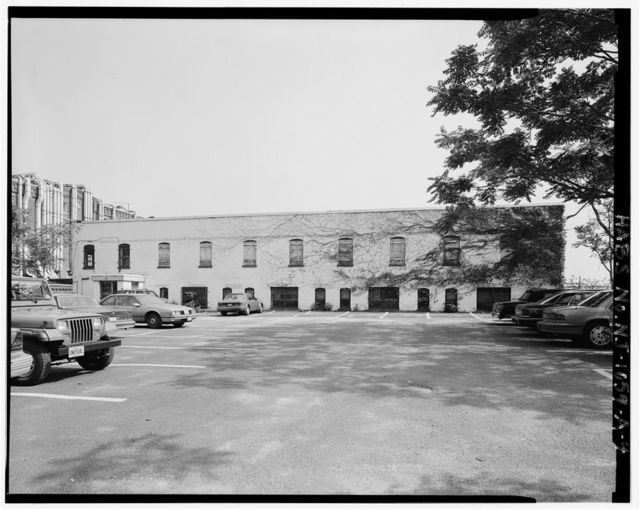 P. Ballantine & Sons Brewery, Stable, 967-971 McCarter Highway, Block 17, Lot 34, Newark, Essex County, NJ