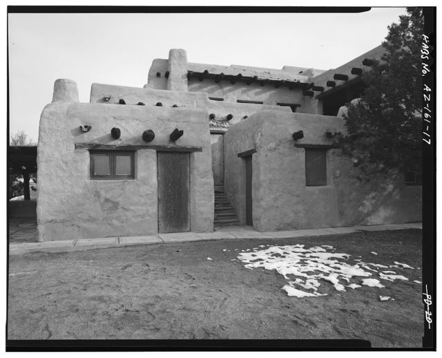 Painted Desert Inn, Navajo, Apache County, AZ