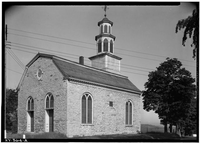 Palatine Church, State Route 5, Nelliston, Montgomery County, NY