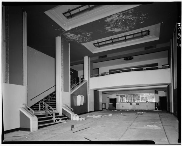 Paramount Theater, 115 East Capitol Street, Jackson, Hinds County, MS