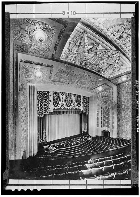 Paramount Theatre, 2025 Broadway, Oakland, Alameda County, CA
