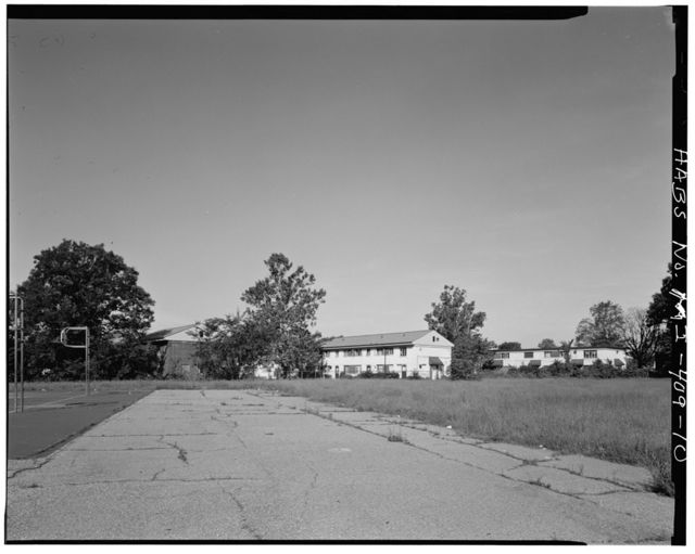 Parkside Homes & Addition, Bounded by Connor, East Warren, & Gray Avenues, Frankfort Road, & Zachariah Chandler Park, Detroit, Wayne County, MI
