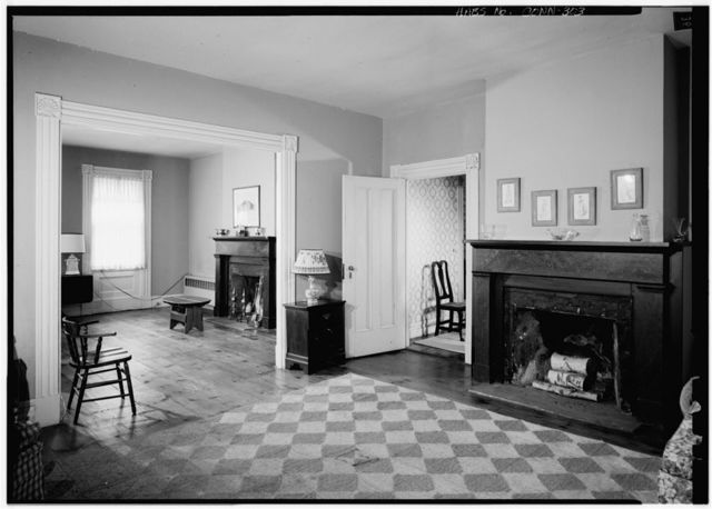 Paschal Sheffield House, 104 Old South Road, Southport, Fairfield County, CT