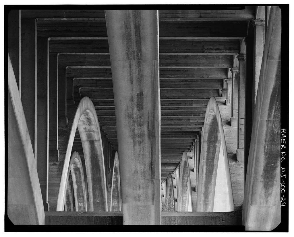 Passaic River Bridge, Spanning Passaic River on U.S. Route 46, Totowa, Passaic County, NJ