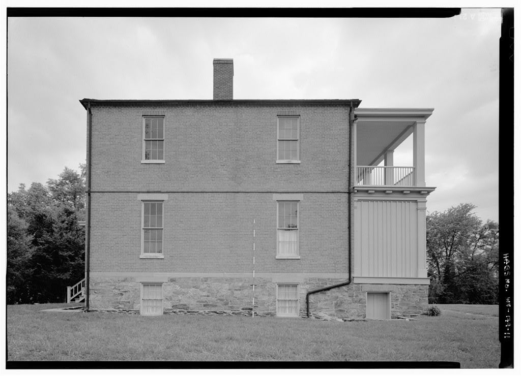 Paymaster's Quarters, Harpers Ferry, Jefferson County, WV