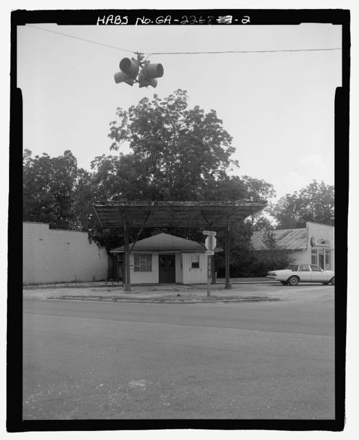 Peggy's Beauty Shop, U.S. Highway 341 at South Church Street, Odum, Wayne County, GA