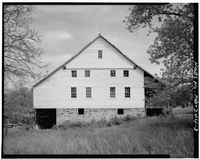 Pelster House-Barn, Cedar Fork Road, Detmold, Franklin County, MO