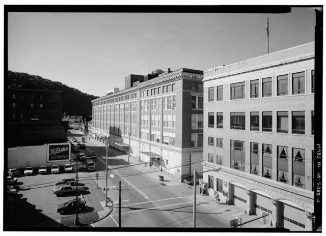 Penn Traffic Building, 319 Washington Street, Johnstown, Cambria County, PA