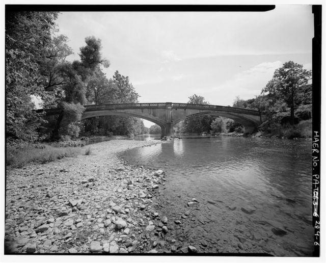 Penns Creek Bridge, State Route 1014 at Penns Creek, Selinsgrove, Snyder County, PA