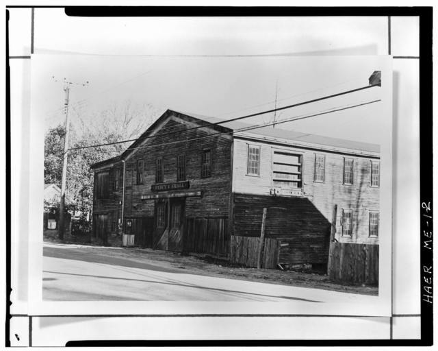Percy & Small Shipyard, 263 Washington Street, Bath, Sagadahoc County, ME