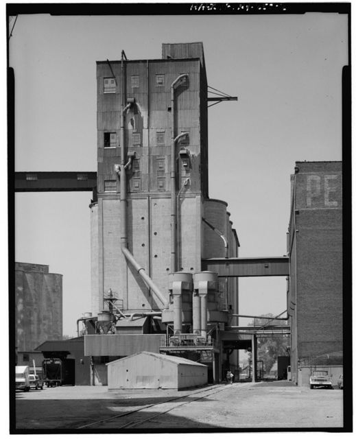 Perot Malting Elevator, 100 Childs Street, Buffalo, Erie County, NY