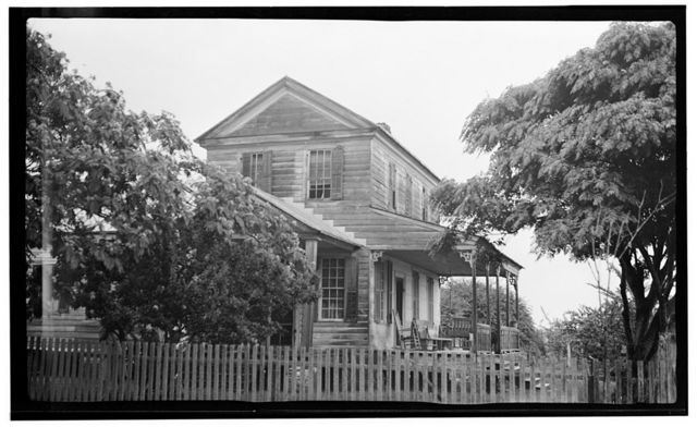 Perry House, State Route 1300, New Hope, Perquimans County, NC