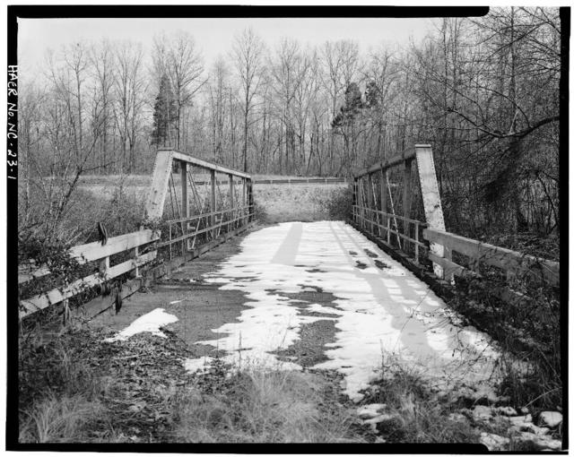 Person County Bridge No. 35, Spanning South Flat River at State Route 1120, Hurdle Mills, Person County, NC