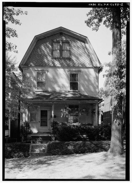 Peter Mulvehill House, 212 Mifflin Street, Johnstown, Cambria County, PA