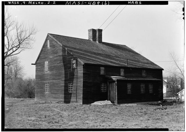 Phineas Upham House, 253 Upham Street, Melrose, Middlesex County, MA