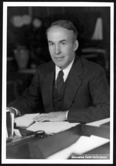 Photograph of Archibald MacLeish, undated