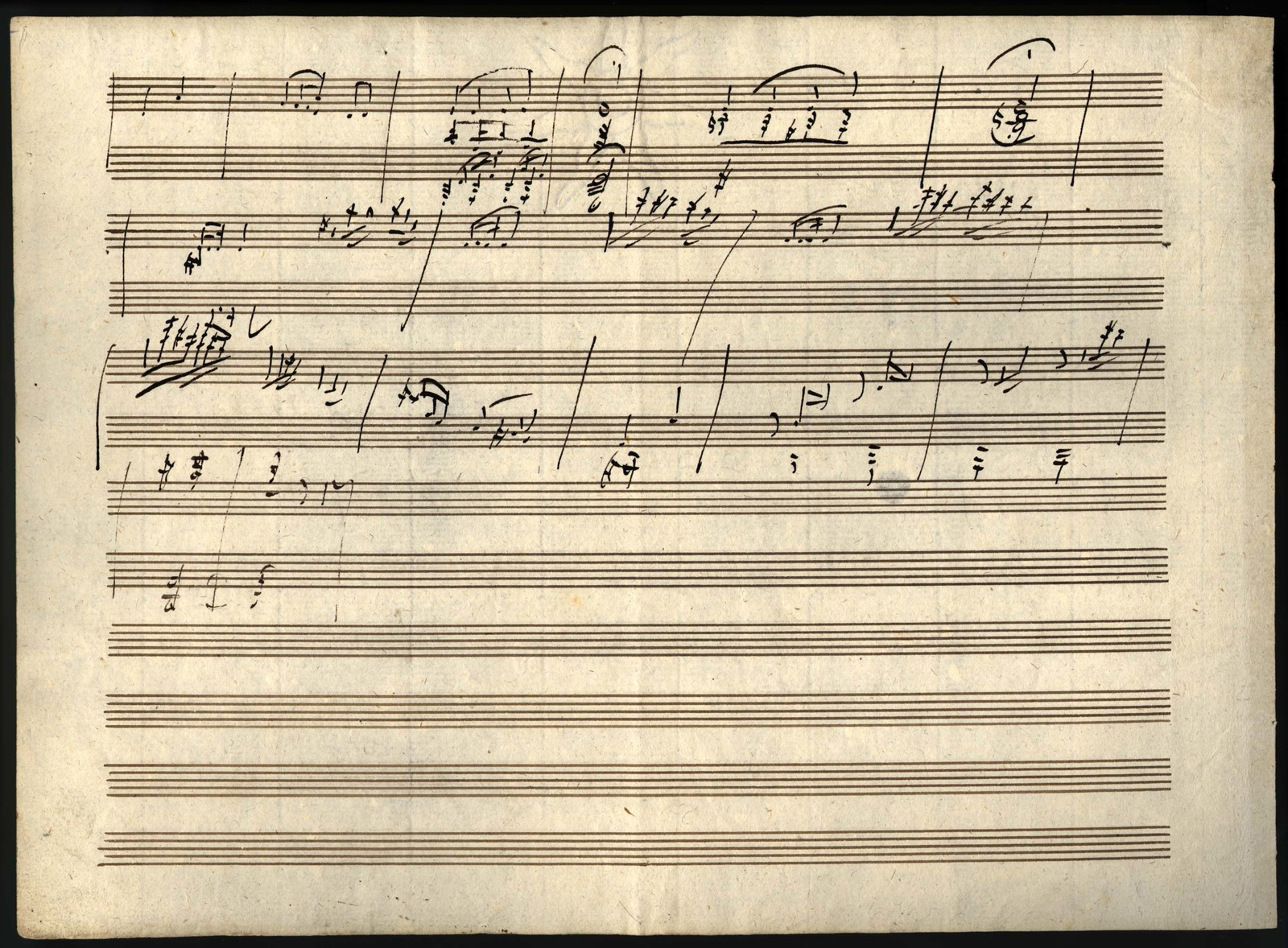 [Piano Sonata in D Major, op. 28, Andante, 1810?]