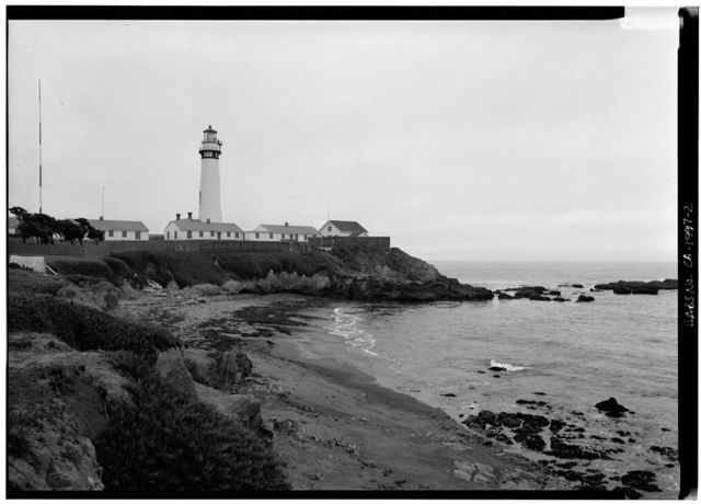 Pigeon Point Lighthouse, State Highway 1, Pescadero, San Mateo County, CA