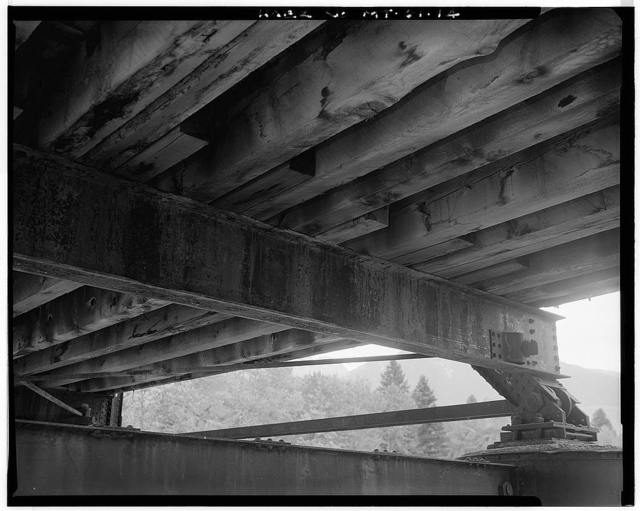 Pine Creek Bridge, Spanning Yellowstone River 10 miles South of Livingston, Livingston, Park County, MT