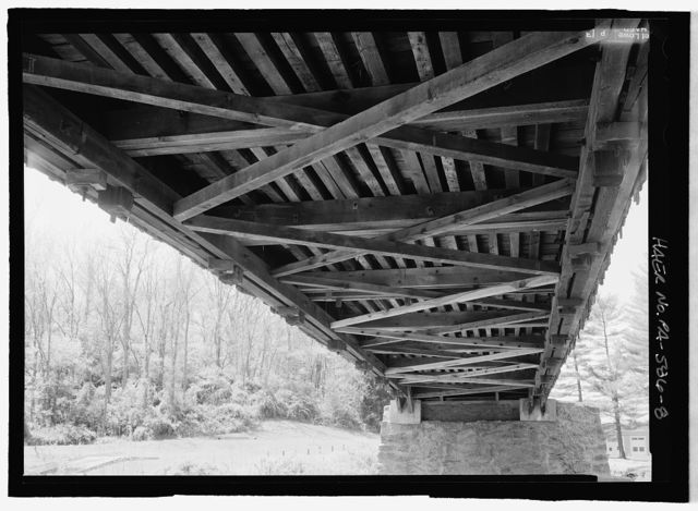 Pine Grove Bridge, Spanning Octoraro Creek at Ashville & Forge Roads, Pine Grove, Lancaster County, PA