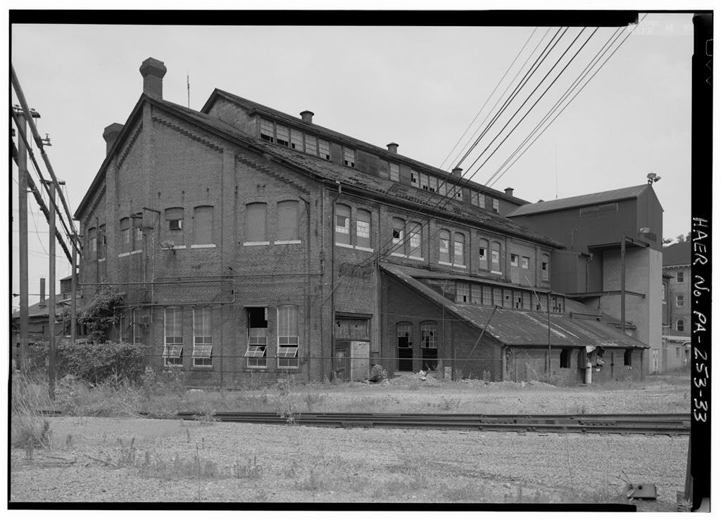 Pittsburgh Steel Company, Monessen Works, Donner Avenue, Monessen, Westmoreland County, PA